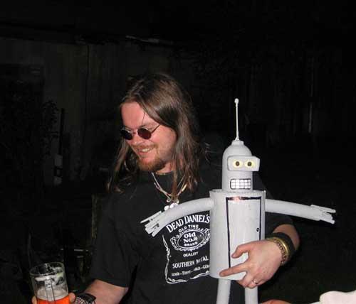 Géba a Bender