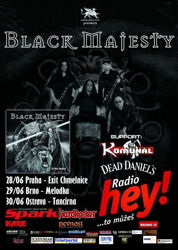 Metal tour 2010